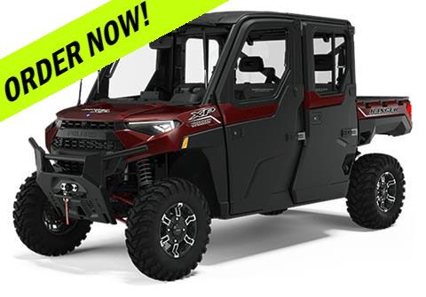 2021 Polaris Ranger Crew XP 1000 NorthStar Edition Ultimate in Grimes, Iowa - Photo 1