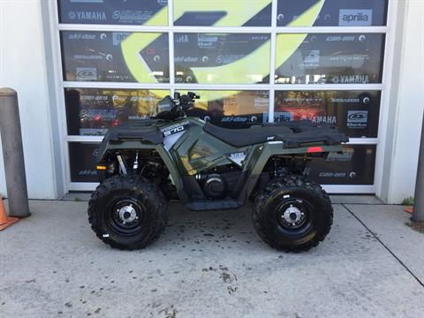 2018 Polaris Sportsman 570 in Grimes, Iowa
