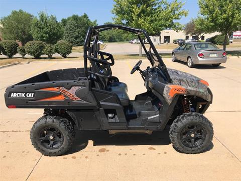 2016 Arctic Cat HDX 700 Special Edition in Grimes, Iowa