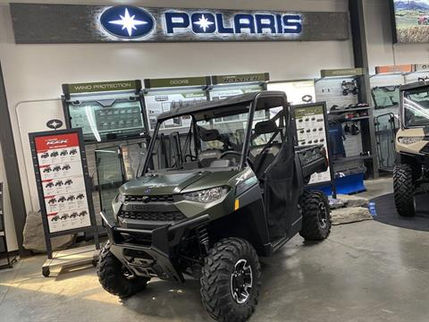 2020 Polaris RANGER XP 1000 Premium + Ride Command Package in Grimes, Iowa - Photo 1