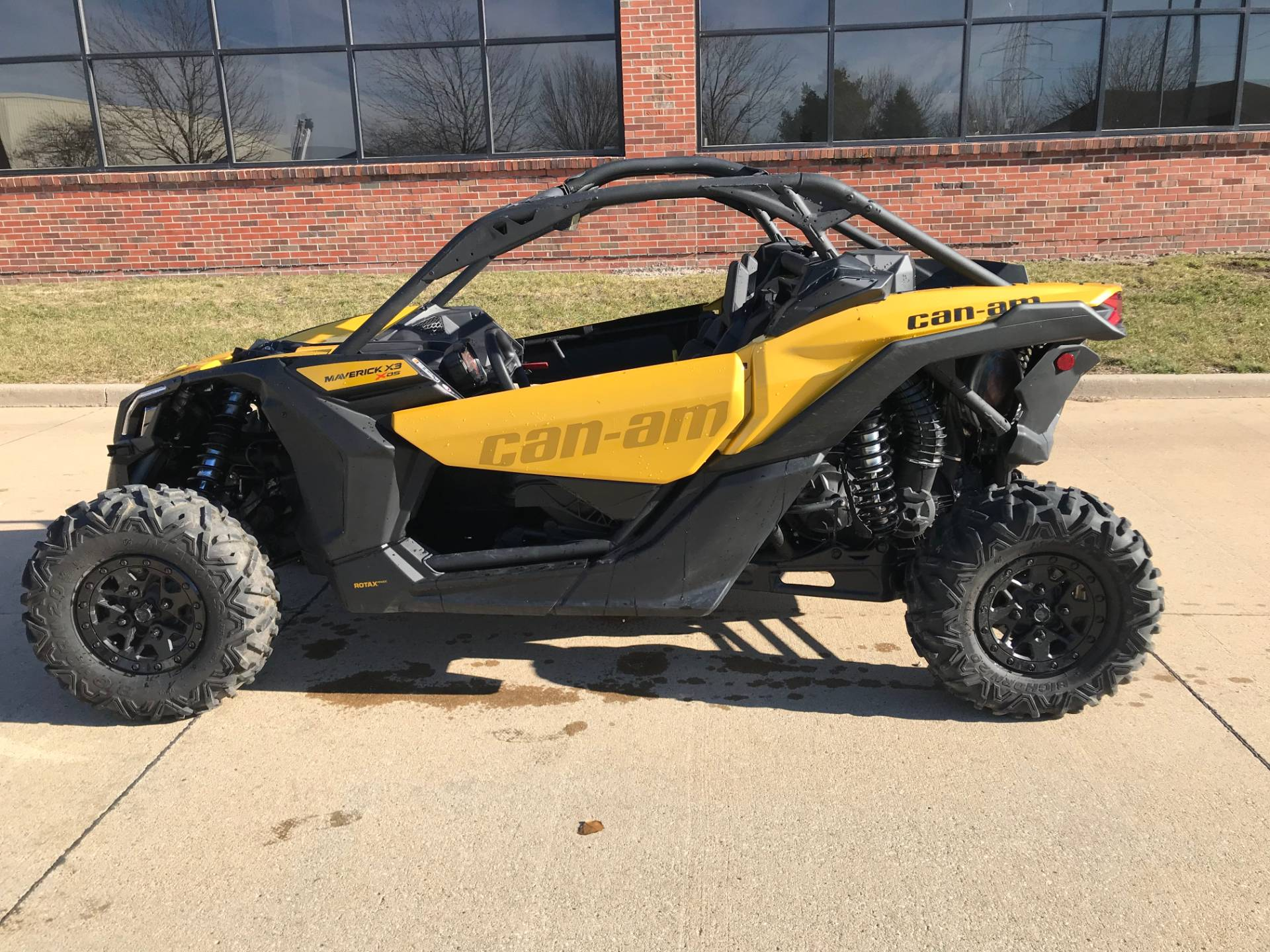 2018 Can-Am Maverick X3 X ds Turbo R in Grimes, Iowa
