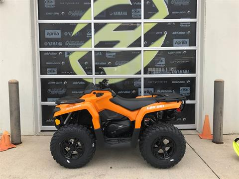 2018 Can-Am Outlander DPS 450 in Grimes, Iowa