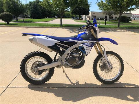 2015 Yamaha WR250F in Grimes, Iowa