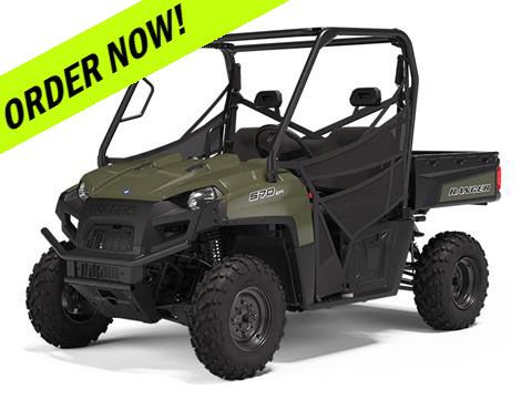 2021 Polaris Ranger 570 Full-Size in Grimes, Iowa - Photo 1