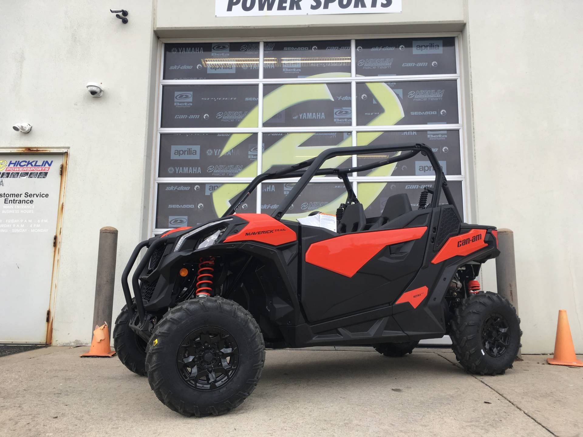 2018 Can-Am Maverick Trail 1000 DPS in Grimes Iowa & 2018 Can-Am Maverick Trail 1000 DPS Utility Vehicles Grimes Iowa Aboutintivar.Com