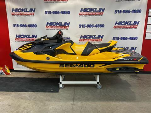 2021 Sea-Doo RXT-X 300 iBR in Grimes, Iowa - Photo 1