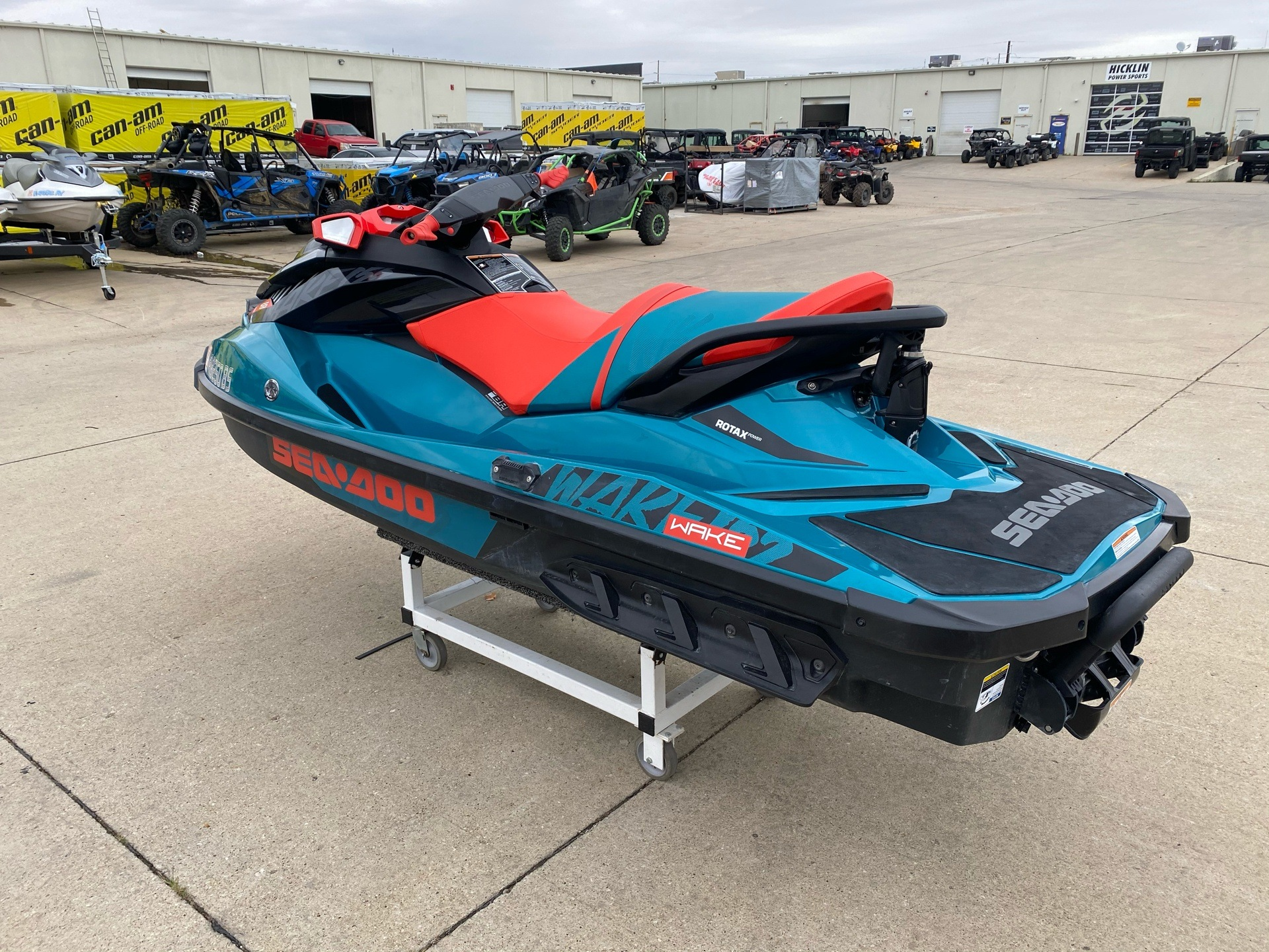2018 Sea-Doo WAKE 155 in Grimes, Iowa - Photo 5