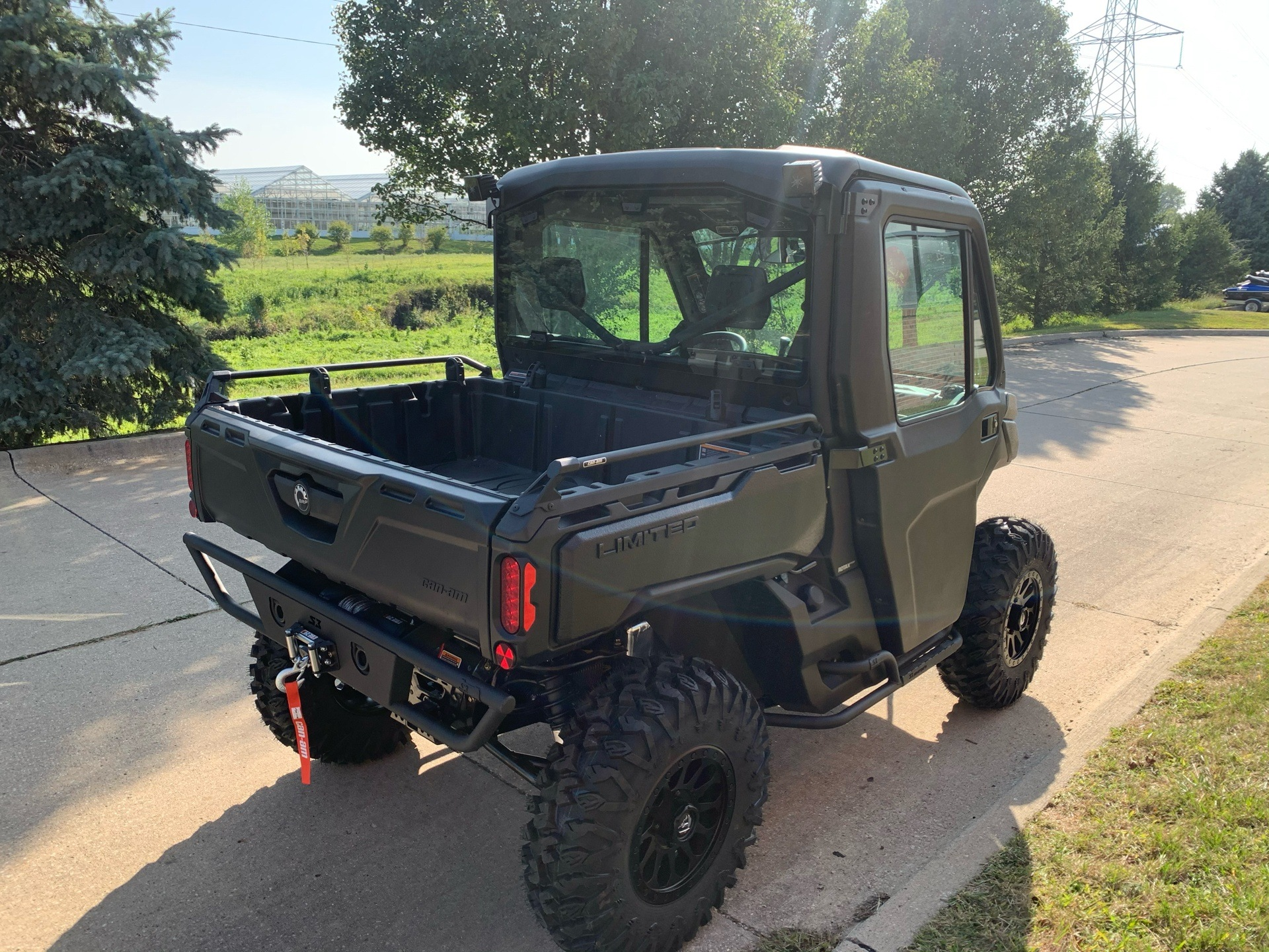 2021 Can-Am Defender Limited HD10 in Grimes, Iowa - Photo 6