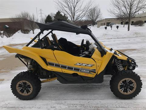 2016 Yamaha YXZ1000R SE in Grimes, Iowa