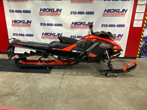 2021 Ski-Doo Summit SP 165 850 E-TEC SHOT PowderMax Light FlexEdge 3.0 in Grimes, Iowa - Photo 1
