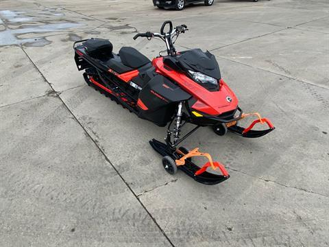 2021 Ski-Doo Summit SP 165 850 E-TEC SHOT PowderMax Light FlexEdge 3.0 in Grimes, Iowa - Photo 2