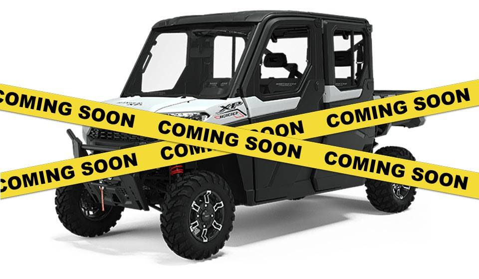 2021 Polaris Ranger Crew XP 1000 NorthStar Edition Ultimate + MB Quart Audio Package in Grimes, Iowa - Photo 1