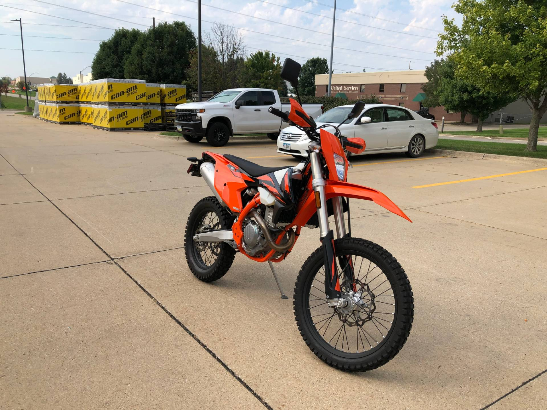 2019 KTM 350 EXC-F in Grimes, Iowa - Photo 2