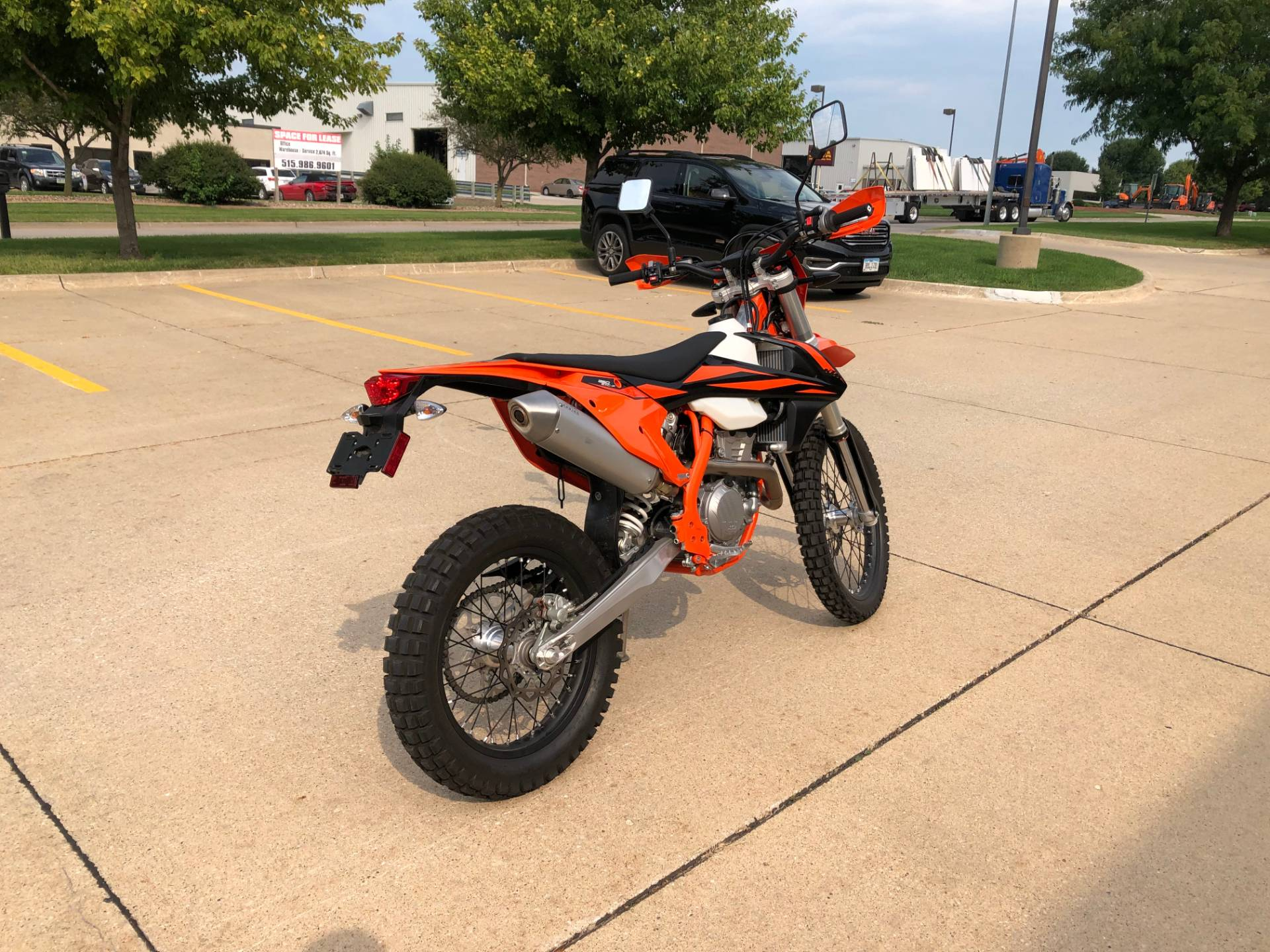 2019 KTM 350 EXC-F in Grimes, Iowa - Photo 8