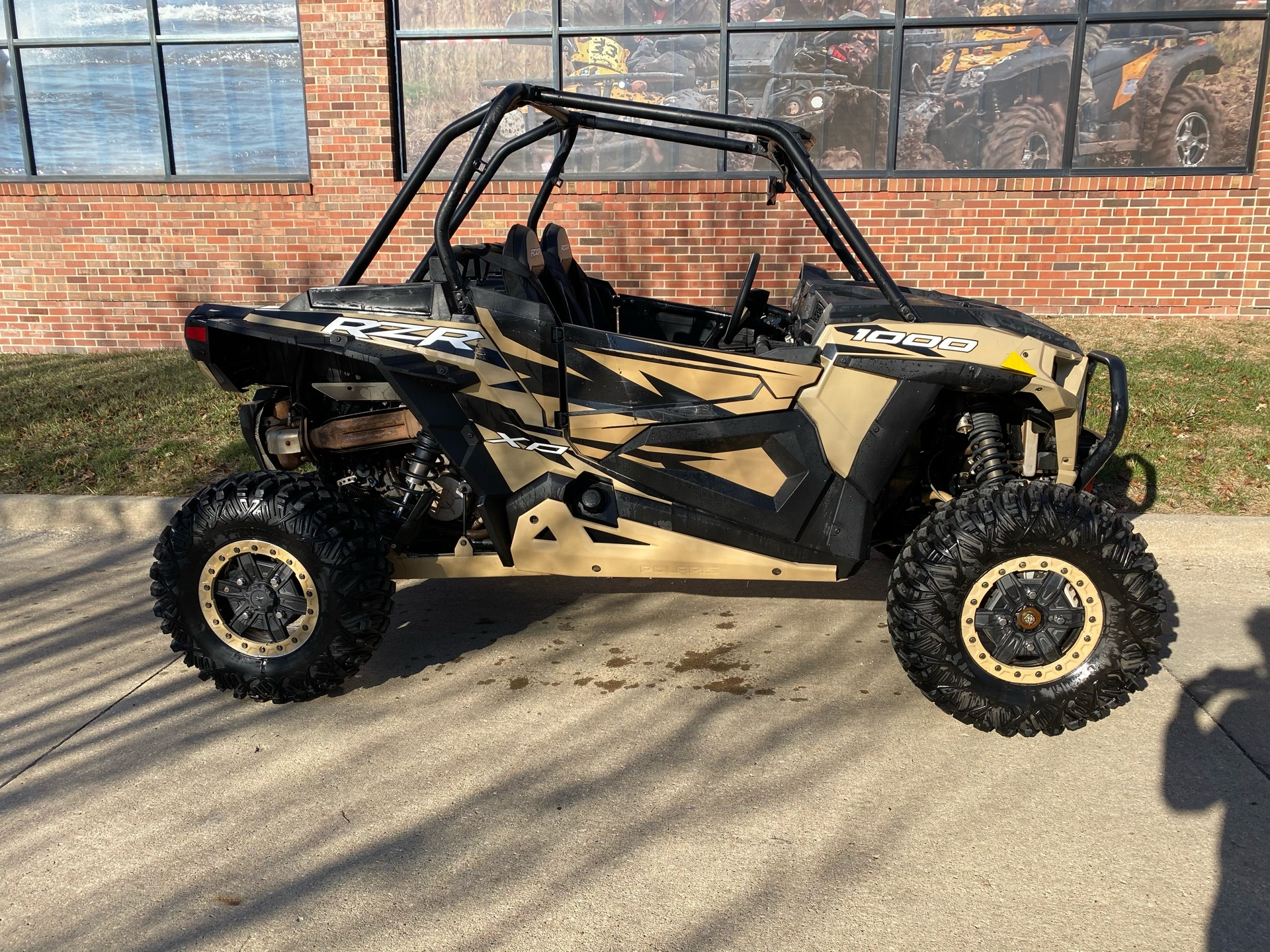 2020 Polaris RZR XP 1000 Trails & Rocks in Grimes, Iowa - Photo 1