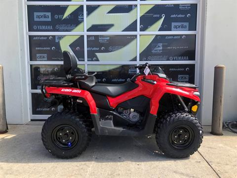 2019 Can-Am Outlander MAX 450 in Grimes, Iowa