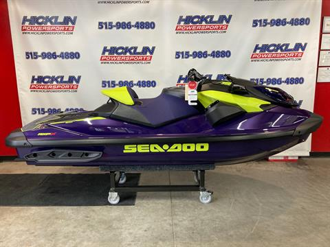 2021 Sea-Doo RXP-X 300 iBR + Sound System in Grimes, Iowa - Photo 1