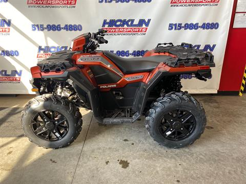 2021 Polaris Sportsman 850 Premium in Grimes, Iowa - Photo 1