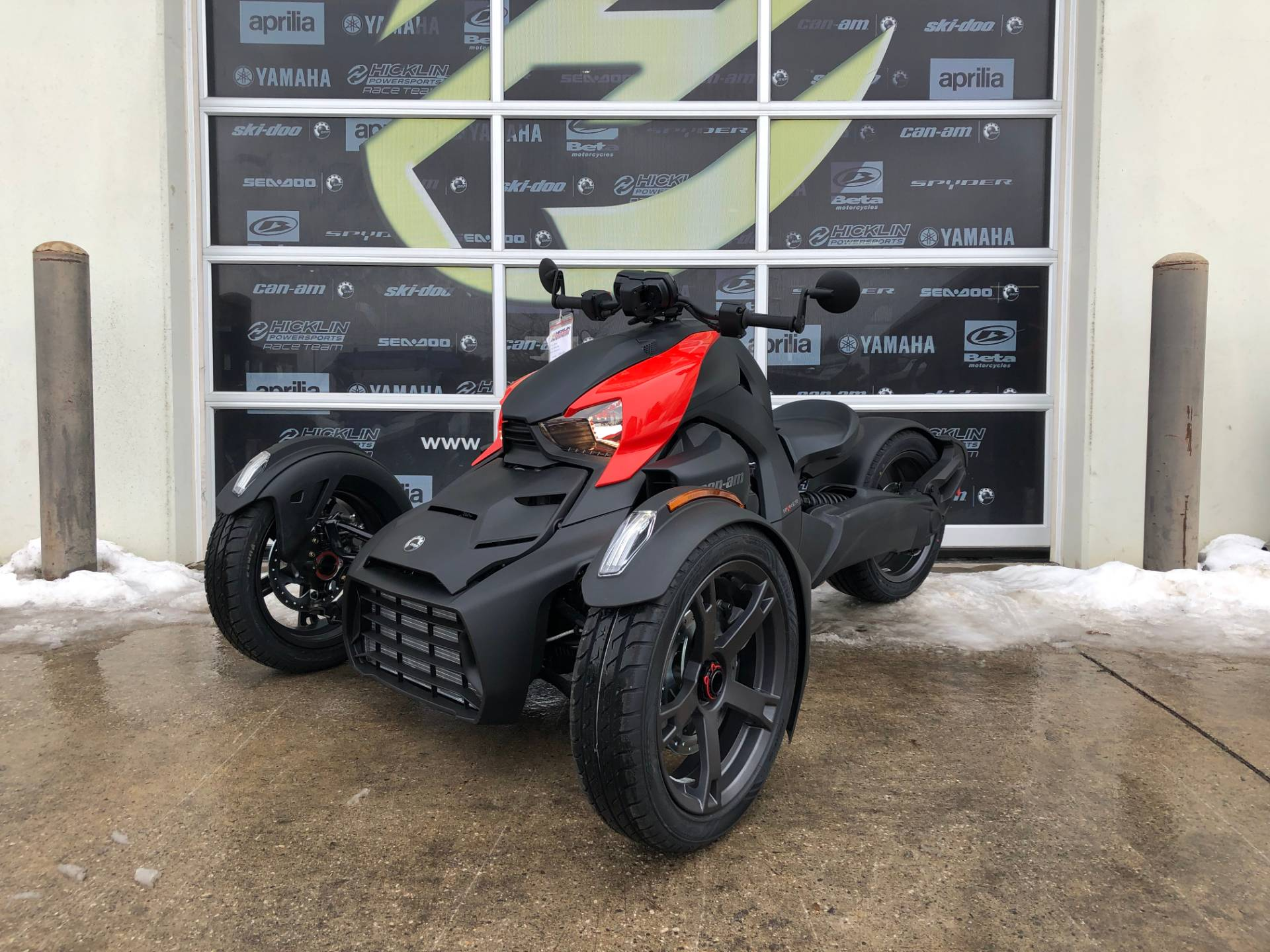 2019 Can-Am Ryker 900 ACE in Grimes, Iowa