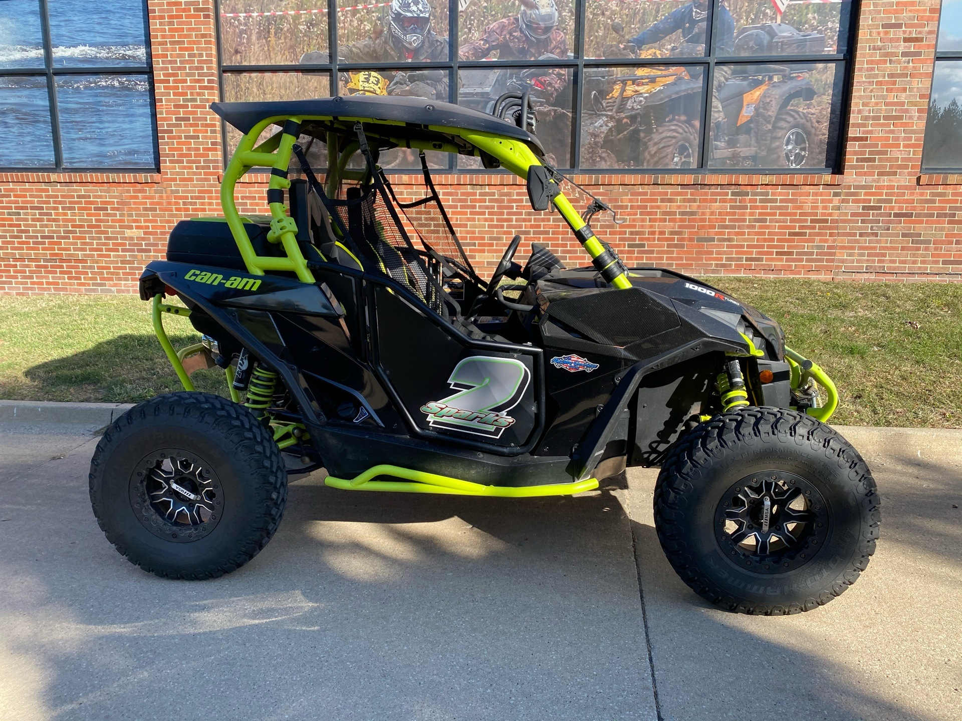 2016 Can-Am Maverick X ds Turbo in Grimes, Iowa - Photo 1