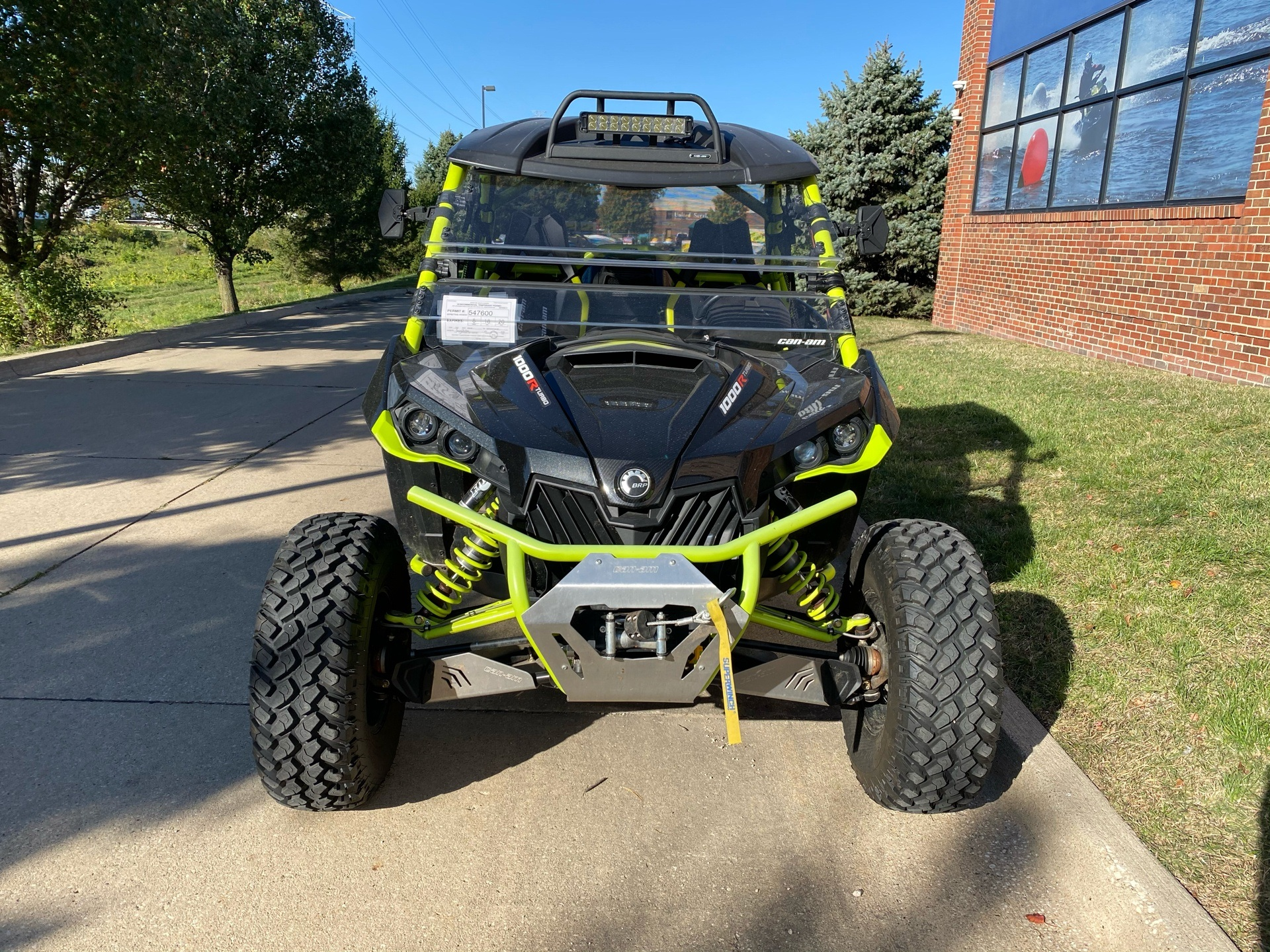 2016 Can-Am Maverick X ds Turbo in Grimes, Iowa - Photo 2