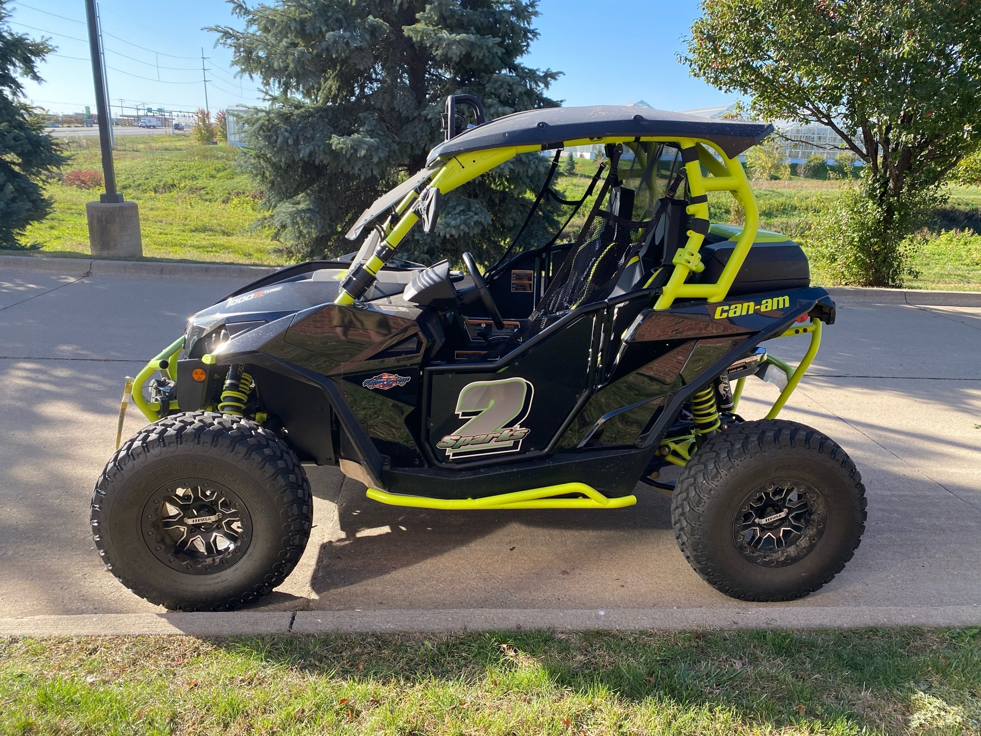 2016 Can-Am Maverick X ds Turbo in Grimes, Iowa - Photo 4