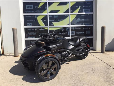2016 Can-Am Spyder F3-S Special Series in Grimes, Iowa