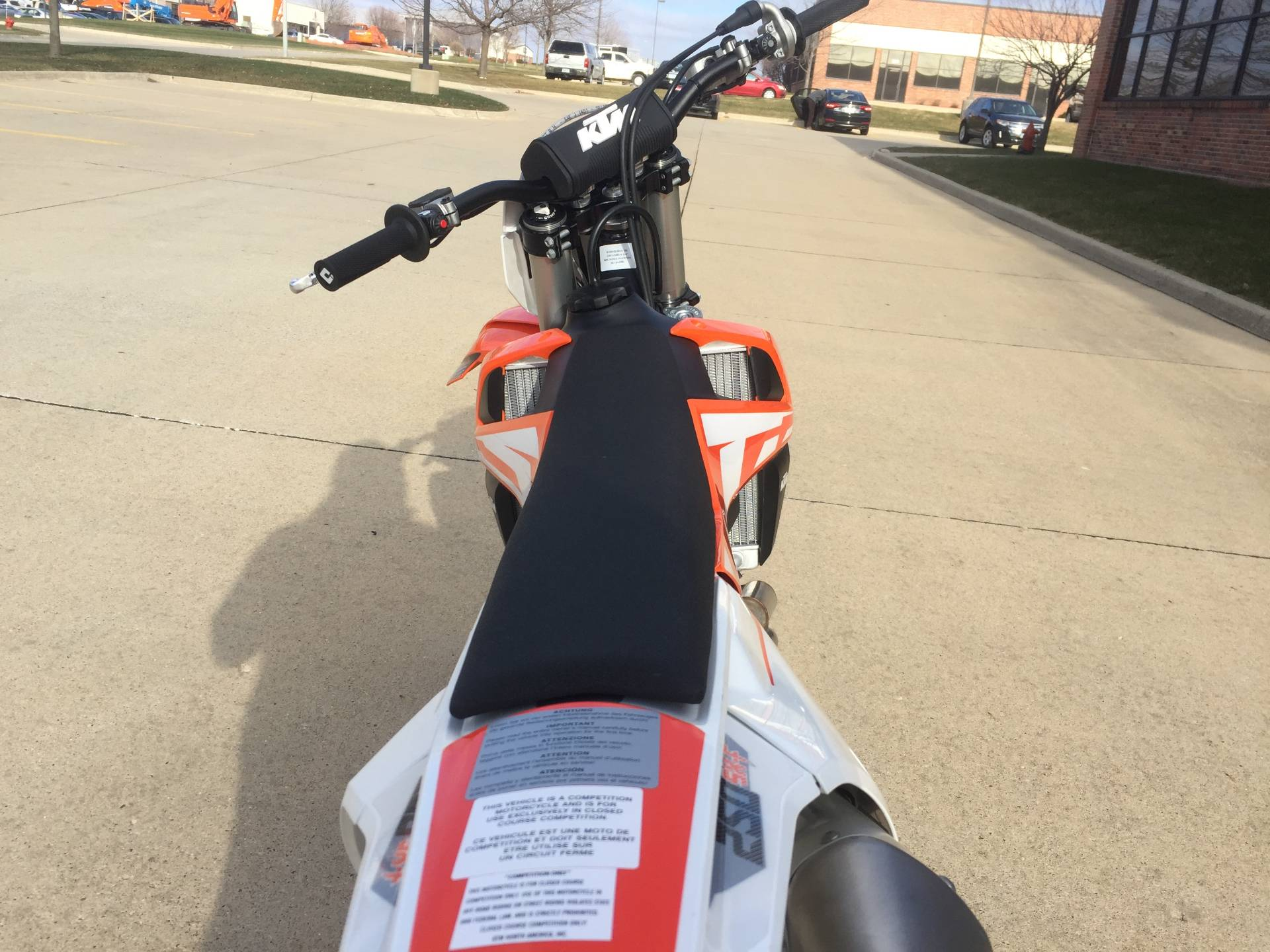 2016 KTM 250 SX-F in Grimes, Iowa