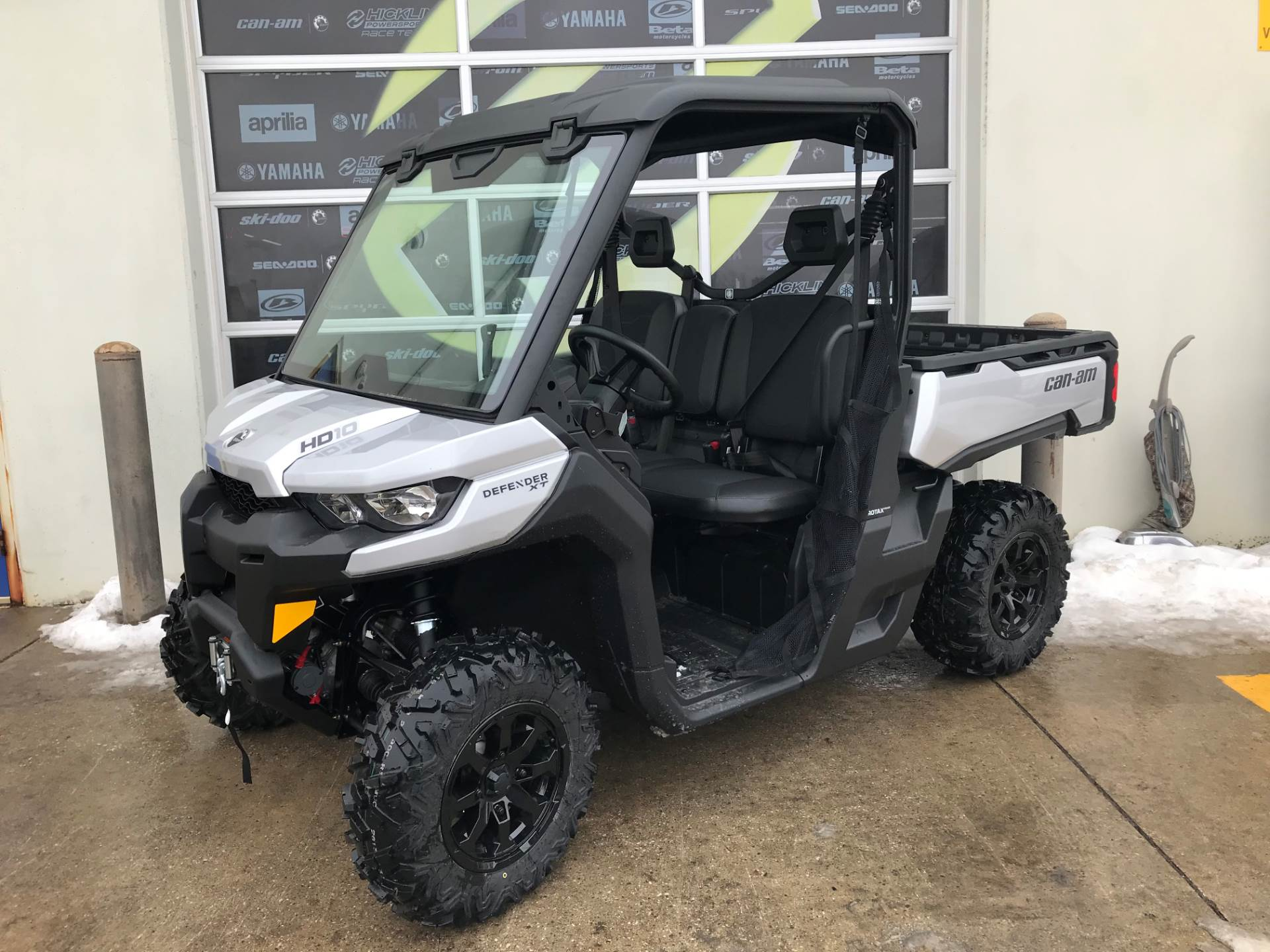 2019 Can-Am Defender XT HD10 in Grimes, Iowa