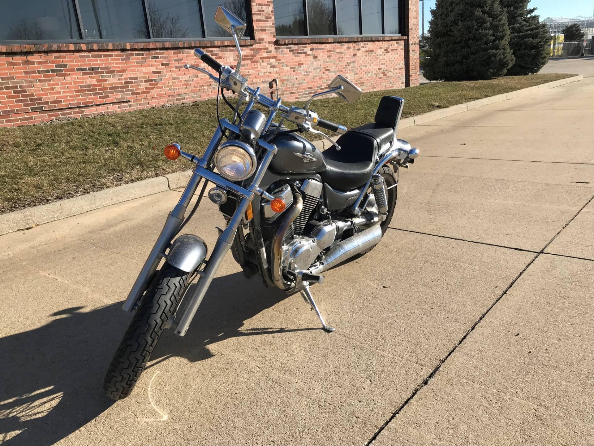 2005 Suzuki Boulevard S83 in Grimes, Iowa
