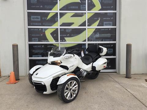 2017 Can-Am Spyder F3 Limited in Grimes, Iowa