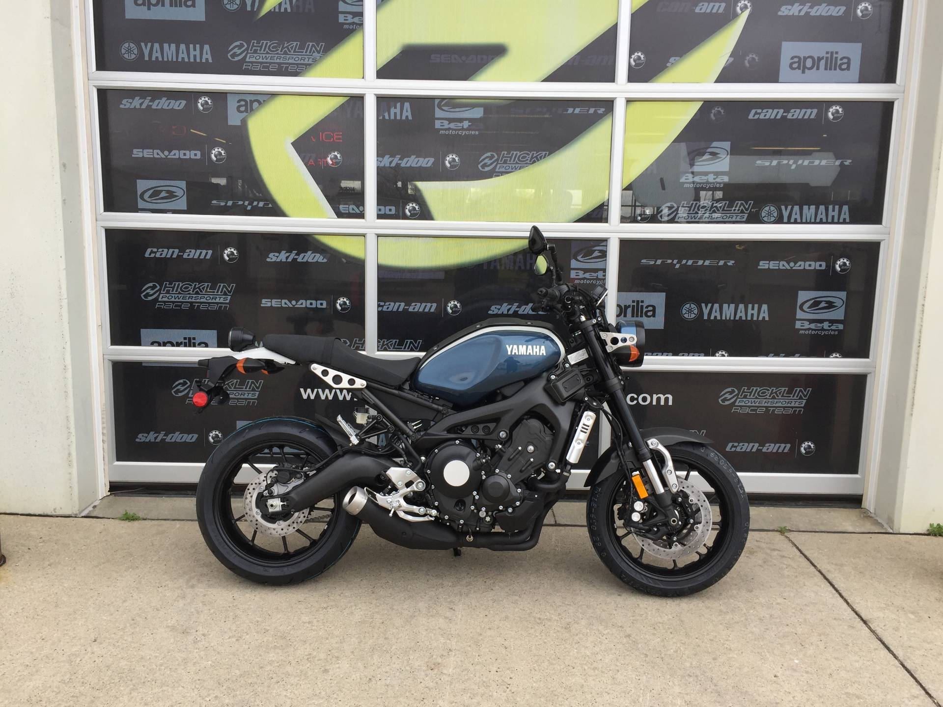 2017 Yamaha XSR900 in Grimes, Iowa