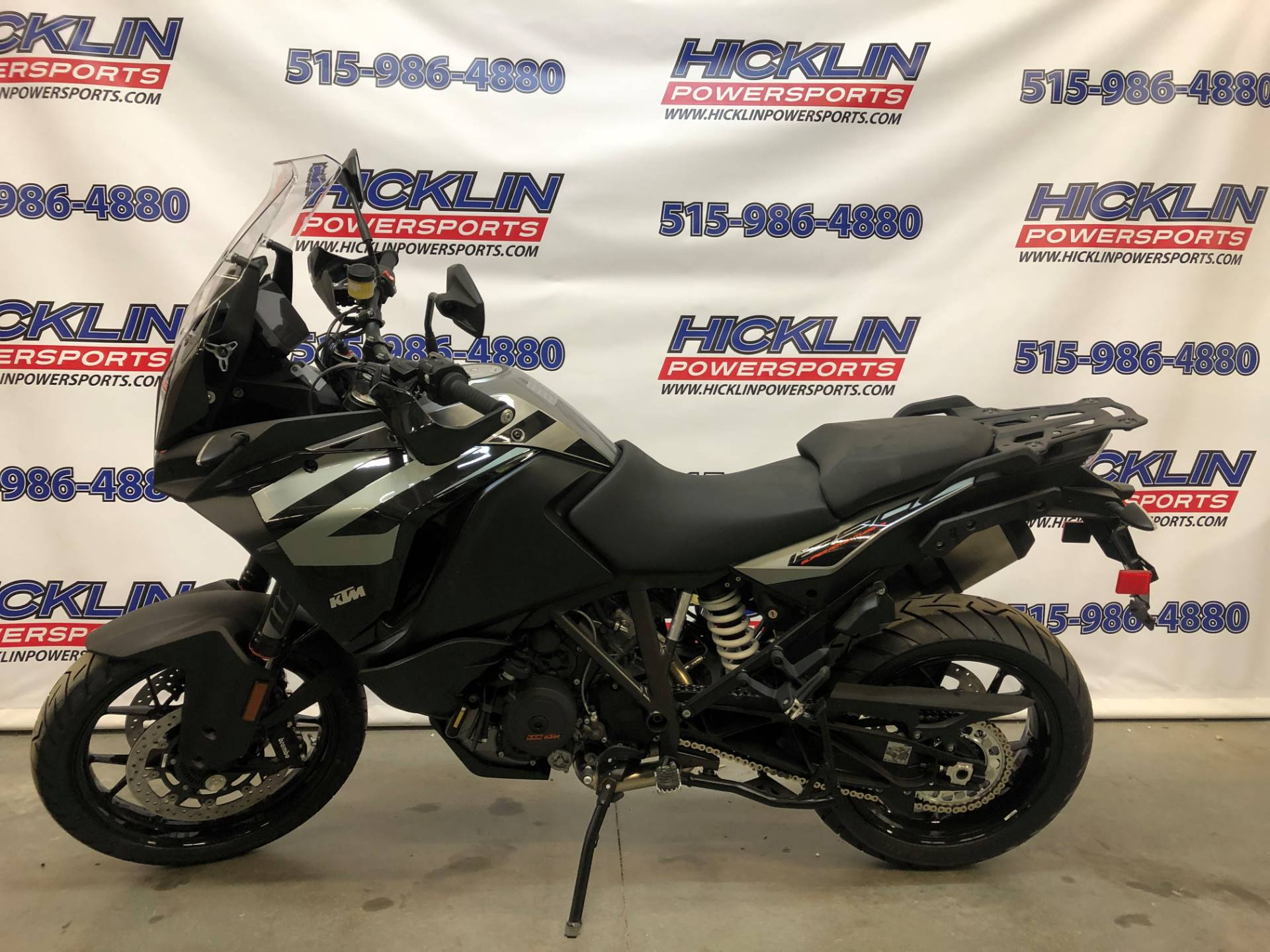 new 2019 ktm 1290 super adventure s silver 4731 motorcycles in grimes ia. Black Bedroom Furniture Sets. Home Design Ideas