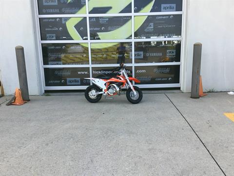 2018 KTM 50 SX MINI in Grimes, Iowa