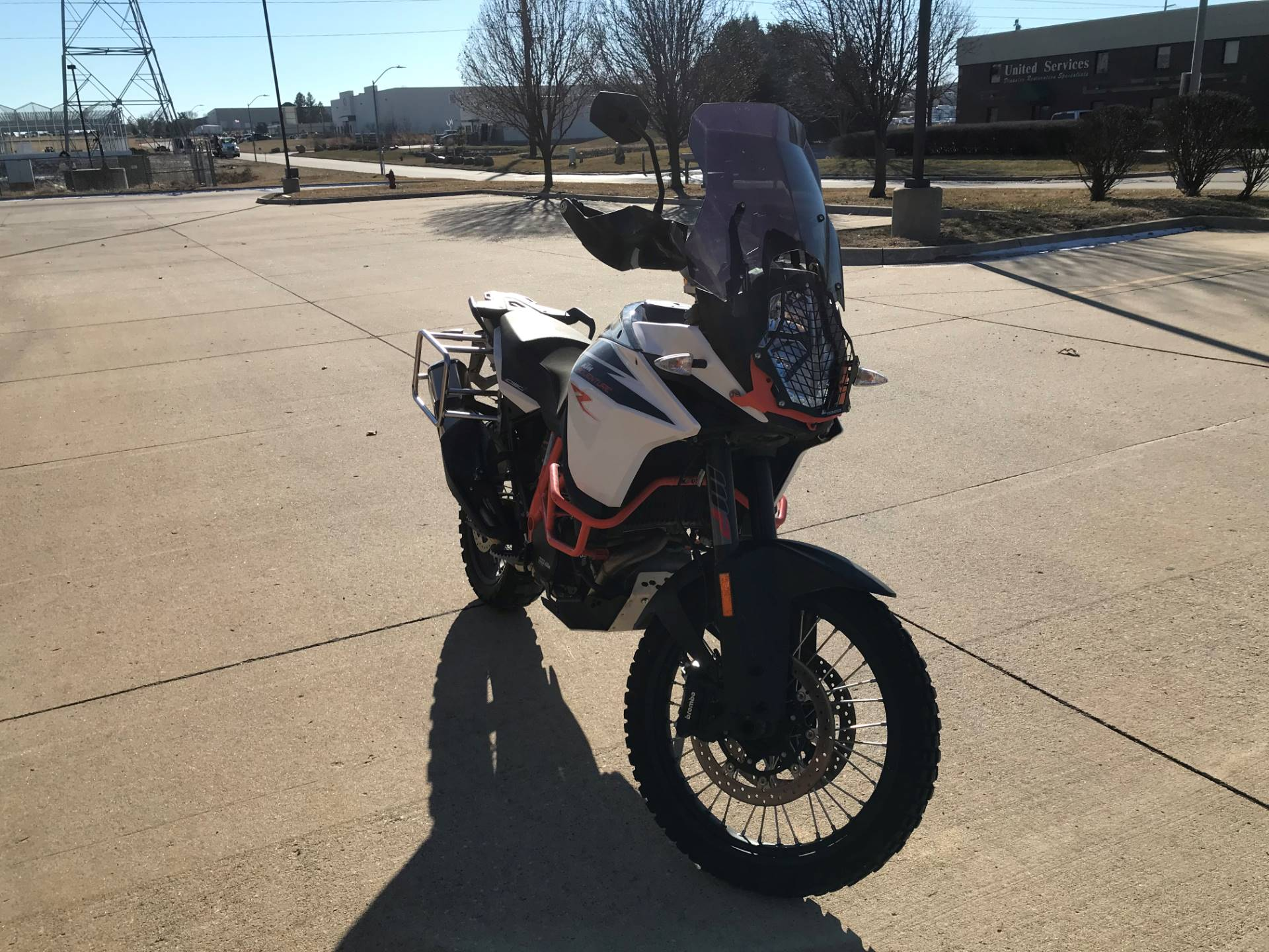 2017 KTM 1090 Adventure R in Grimes, Iowa