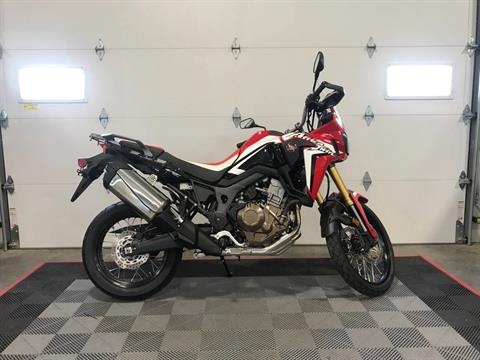 2017 Honda Africa Twin DCT in Ames, Iowa - Photo 1