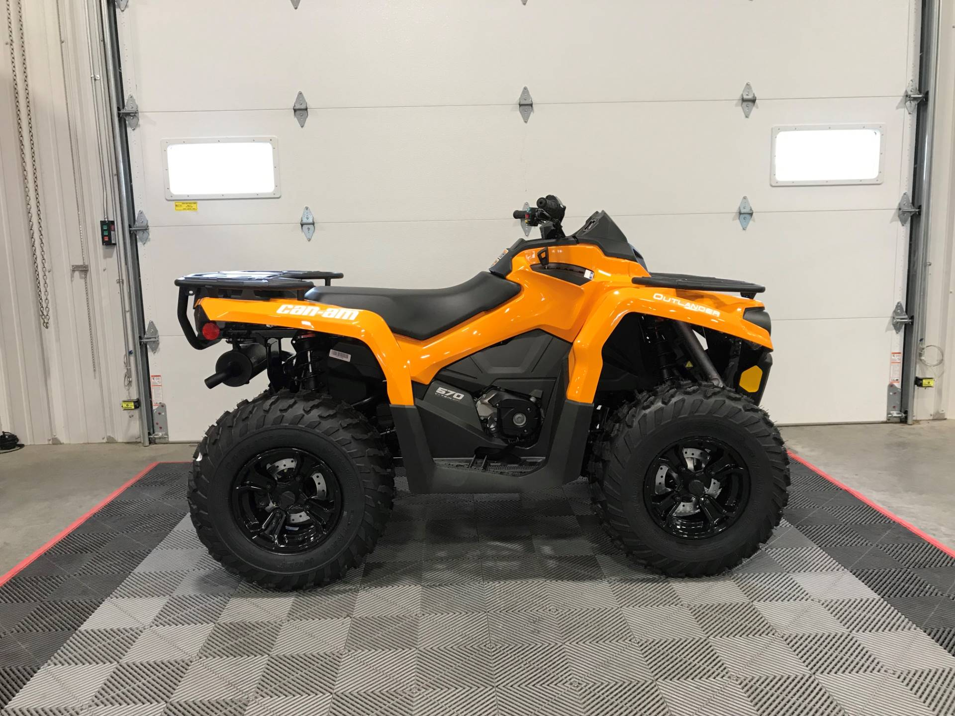 2019 Can-Am Outlander DPS 450 in Ames, Iowa - Photo 1