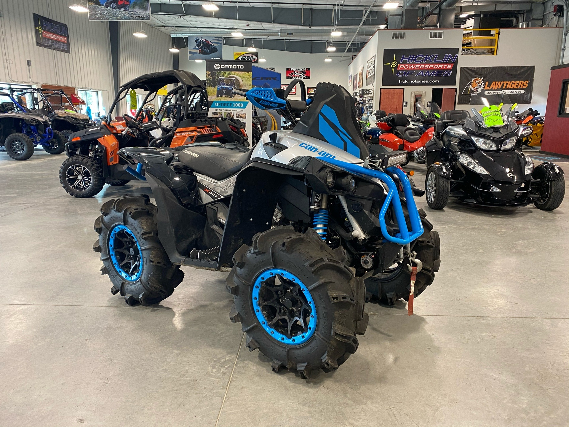2017 Can-Am Renegade X mr 1000R in Ames, Iowa - Photo 1