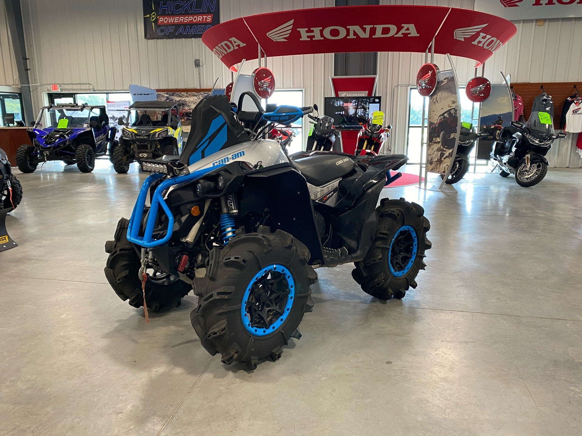 2017 Can-Am Renegade X mr 1000R in Ames, Iowa - Photo 3