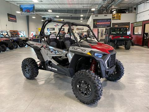 2021 Polaris RZR XP Turbo in Ames, Iowa - Photo 1