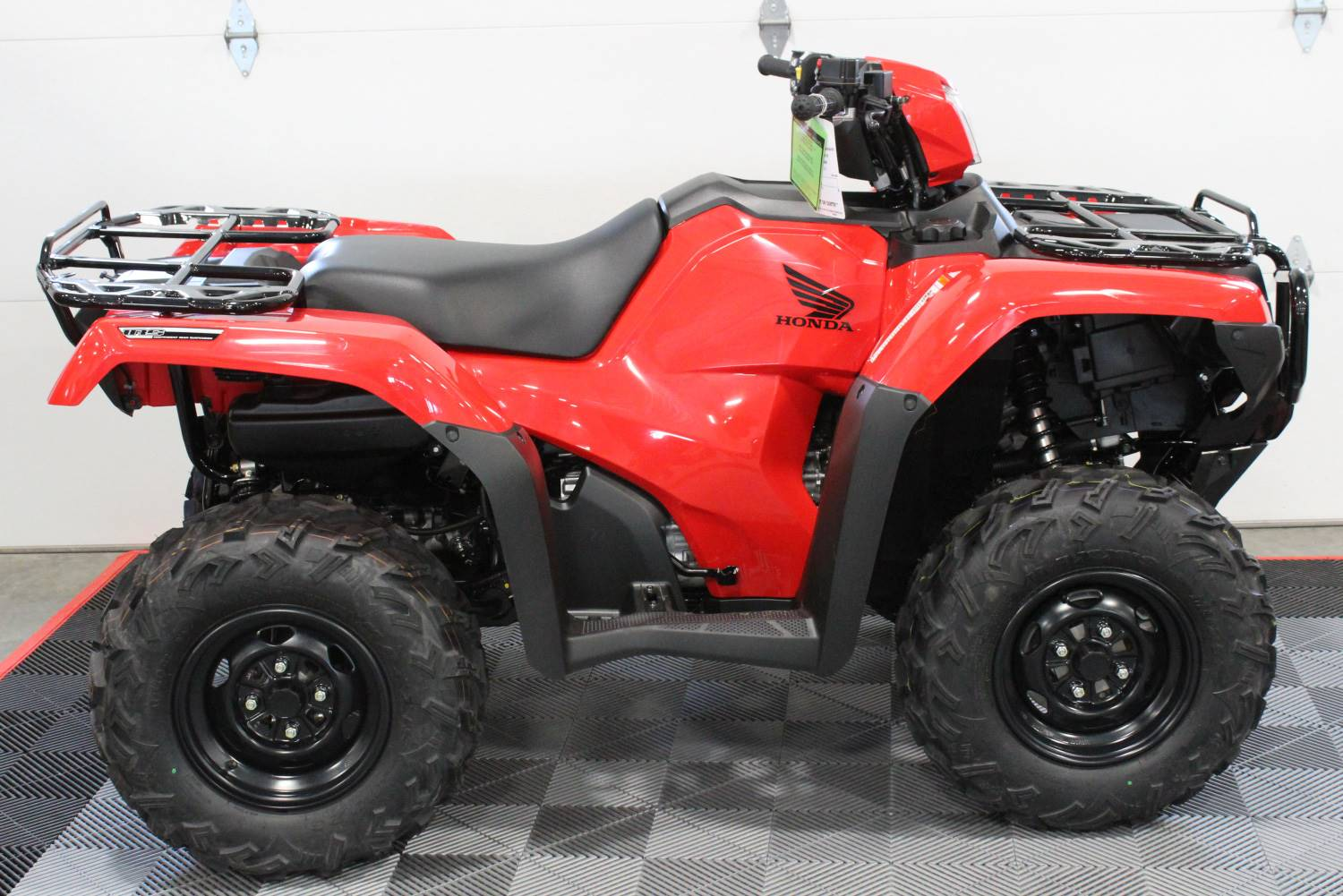 2018 Honda FourTrax Foreman Rubicon 4x4 Automatic DCT EPS in Ames, Iowa