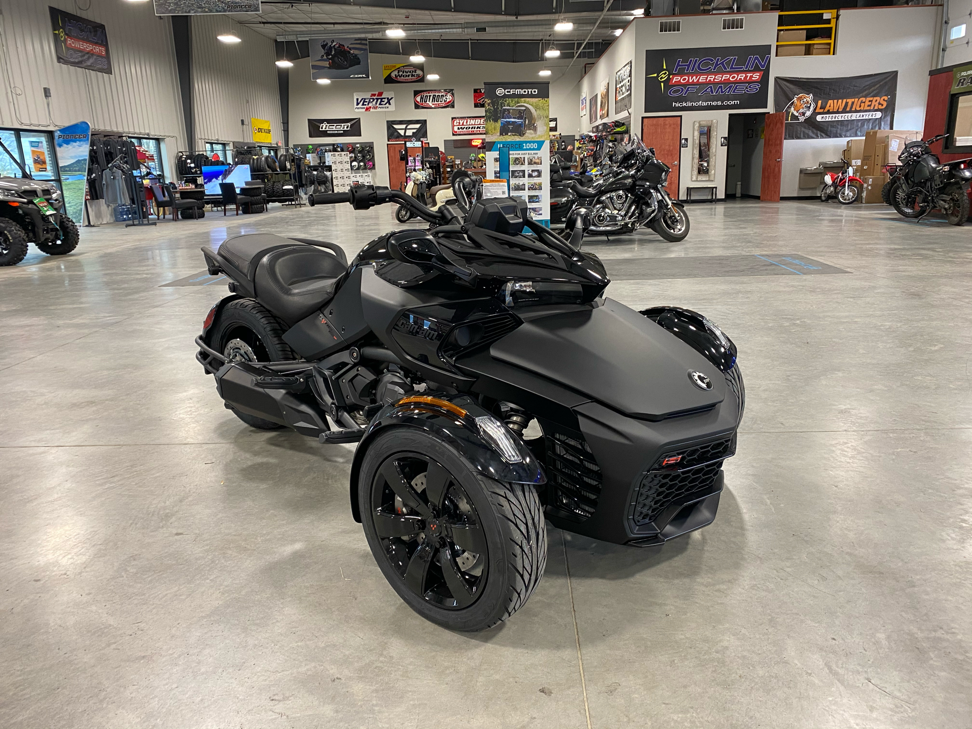 2021 Can-Am Spyder F3-S SE6 in Ames, Iowa - Photo 1