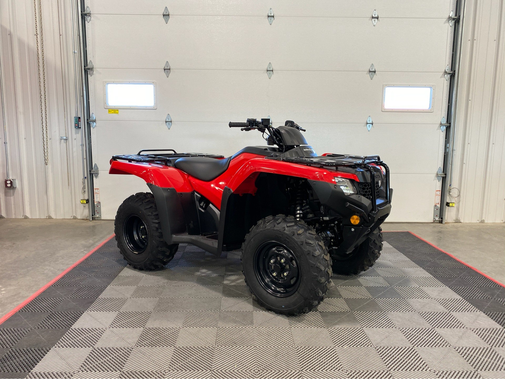 2020 Honda FourTrax Rancher 4x4 Automatic DCT EPS in Ames, Iowa - Photo 1