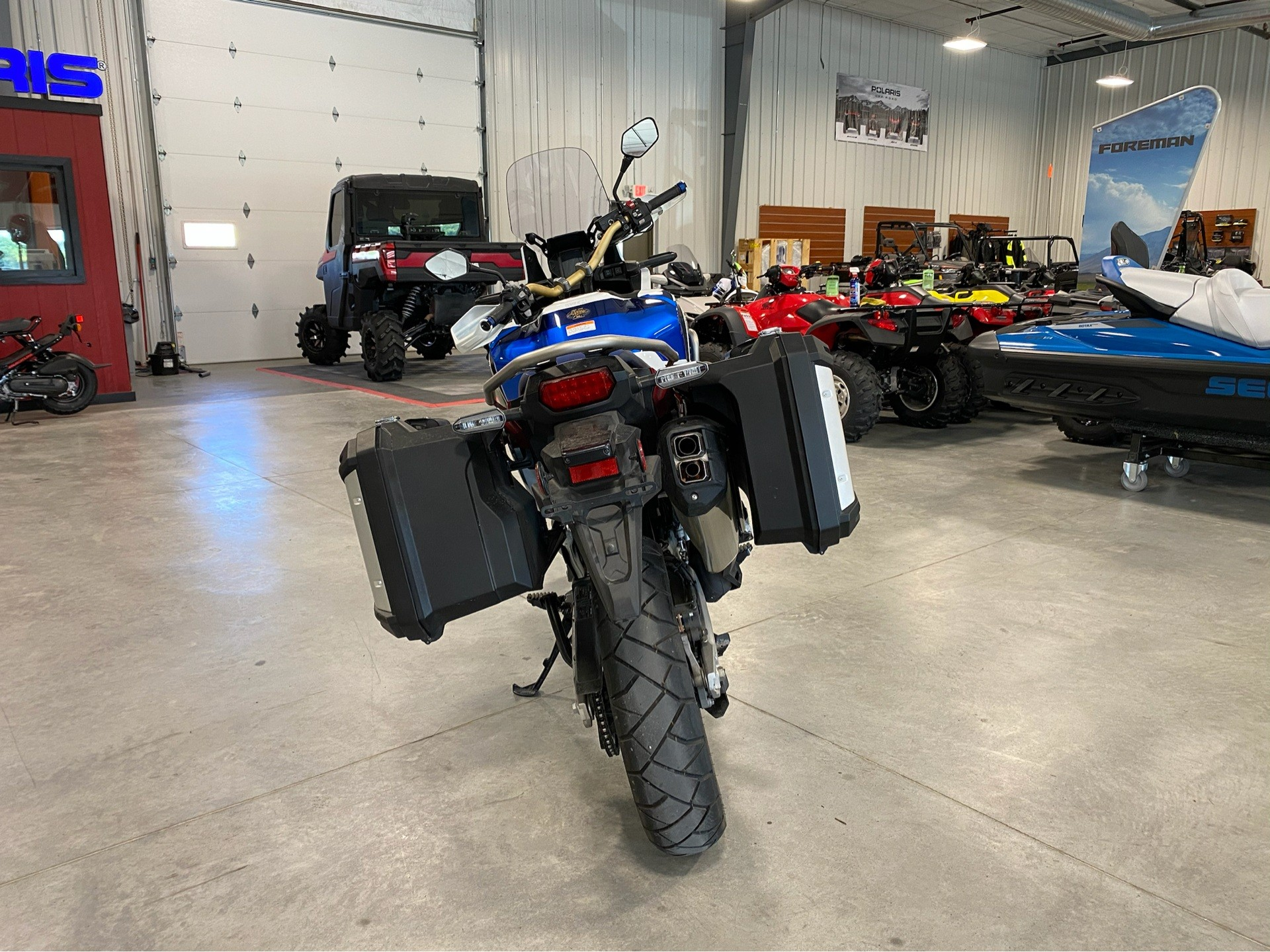 2018 Honda Africa Twin Adventure Sports DCT in Ames, Iowa - Photo 4