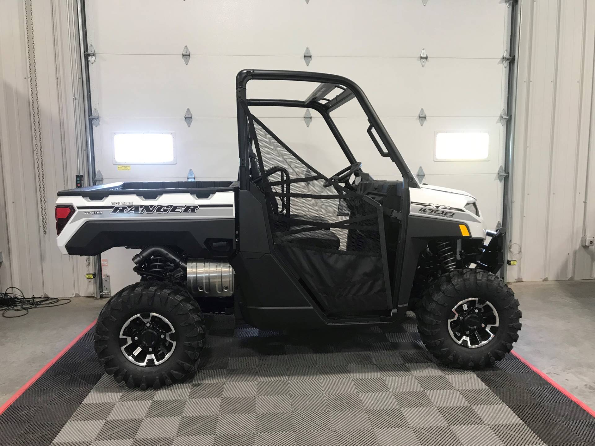 2019 Polaris Ranger XP 1000 EPS Premium in Ames, Iowa - Photo 1