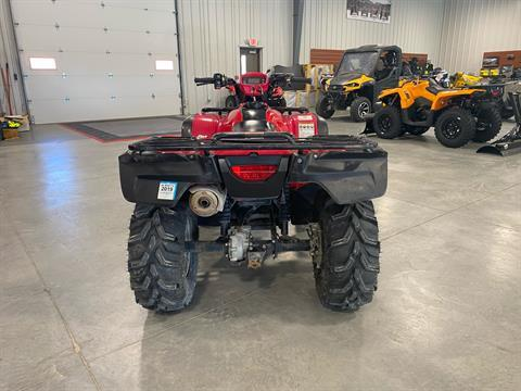 2011 Honda FourTrax® Foreman® 4x4 ES EPS in Ames, Iowa - Photo 4