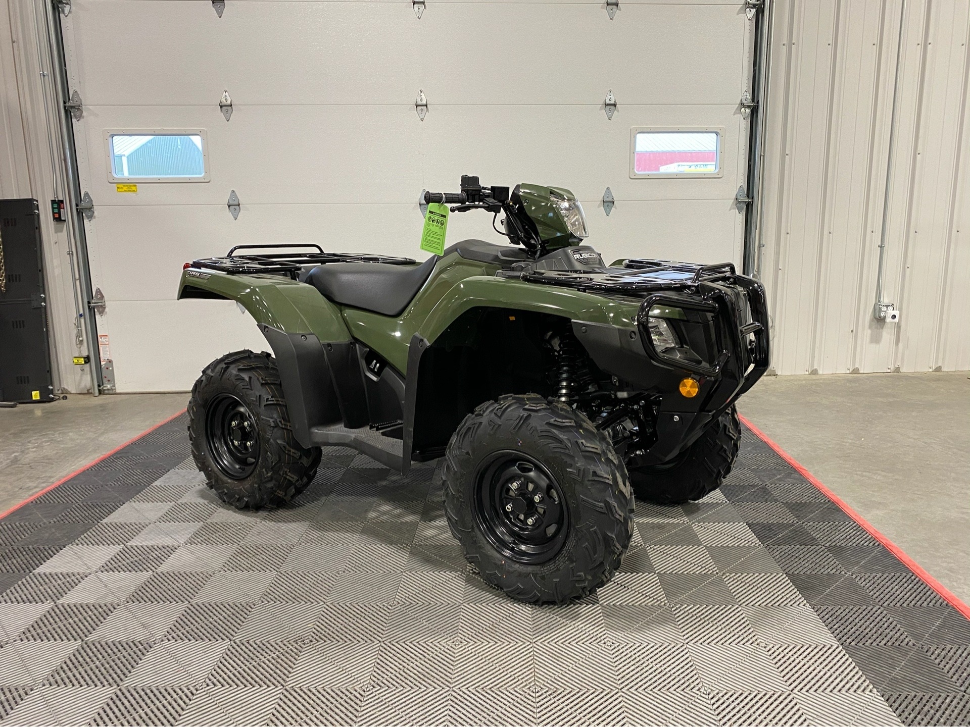 2020 Honda FourTrax Foreman Rubicon 4x4 Automatic DCT EPS in Ames, Iowa - Photo 1