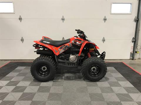 2019 Can-Am DS 90 in Ames, Iowa