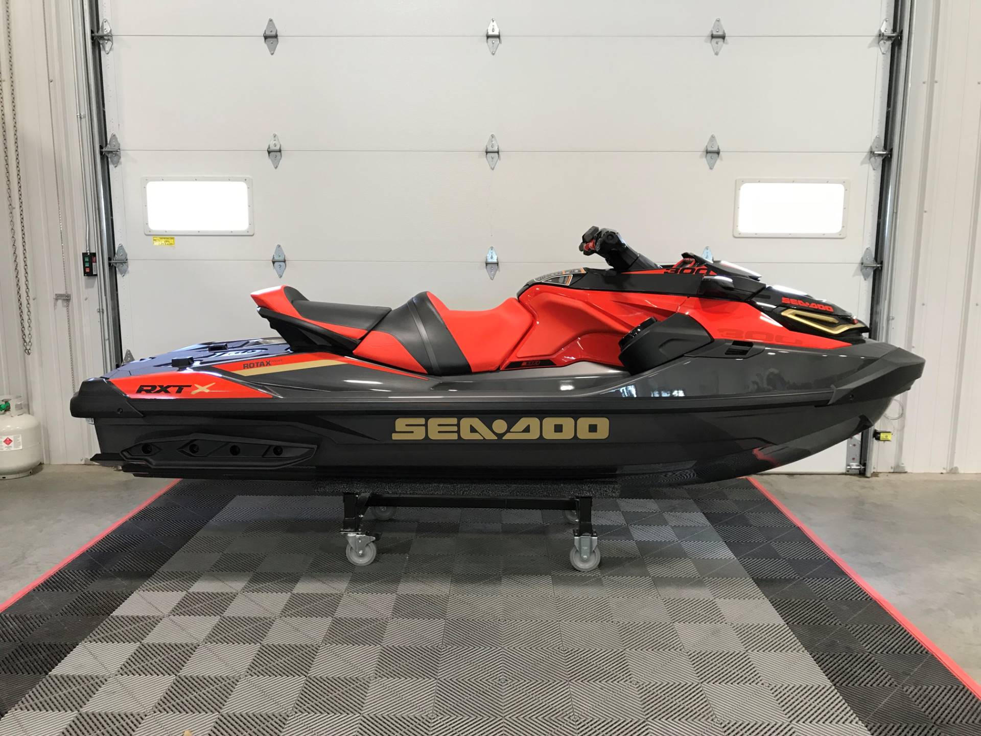 2019 Sea-Doo RXT-X 300 iBR + Sound System in Ames, Iowa