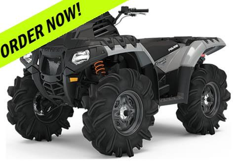 2021 Polaris Sportsman 850 High Lifter Edition in Ames, Iowa - Photo 1